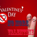 NO More Valentine!