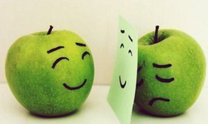 happy-sad-apple