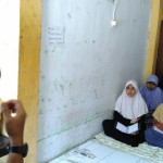 Willy Amrul dan Santri Pesantren Media