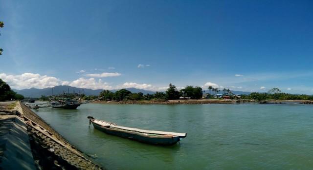 Pantai Muaro, Padang