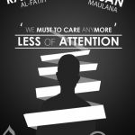 Less of Atention Poster #SMENTION2017