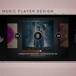 Simple Music Player Design