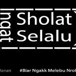 Ingat Shalat