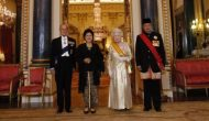 "Permalink ke ""Penghargaan Kesatria Salib Agung Dari Ratu Inggris Untuk SBY"""