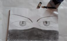 Permalink ke Draw: Eyes on You