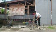 Permalink ke [PHOTO] Flying Cycle