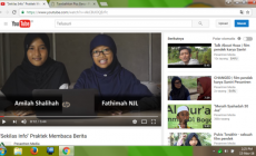 "Permalink ke Video ; ""Sekilas Info"""