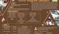 Permalink ke Design: Brosur Pesantren Media: Program Takhasus