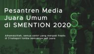 Permalink ke Pesantren Media Juara Umum di SMENTION 2020