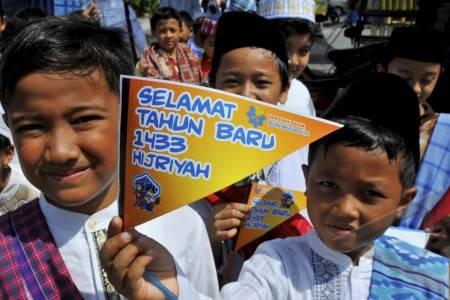 Permalink ke Hukum Merayakan Tahun Baru Islam