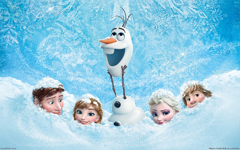 Permalink ke Kartun 'Frozen', Soundtrack 'Let It Go', dan Kampanye Homoseksual