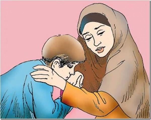 Permalink ke Kasih Sayang dan Doa Ibu