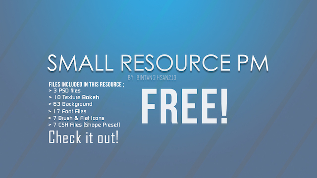 Permalink ke Small Resource PM
