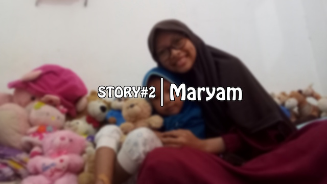 Permalink ke Video; Story w/ Maryam