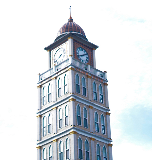 Permalink ke Mosque Tower