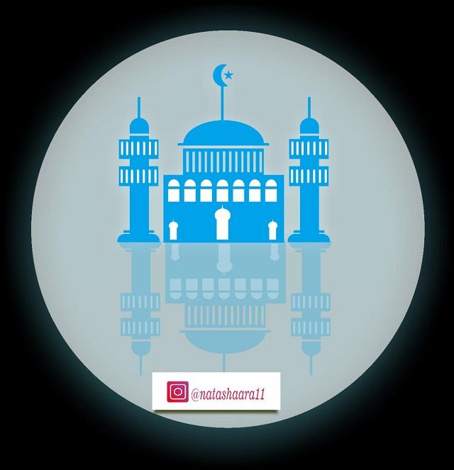 """Permalink ke Desain: """"Flat Desain Masjid"""""""