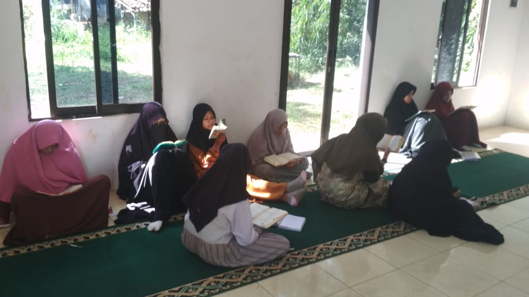 Permalink ke Aku dan Tilawah al-Quran